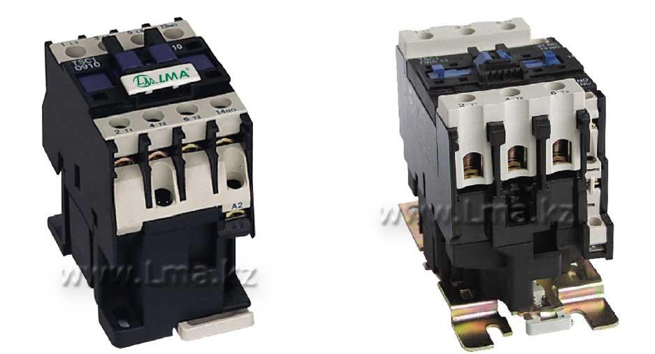 Контактор электромагнитный открытого типа КМЛ